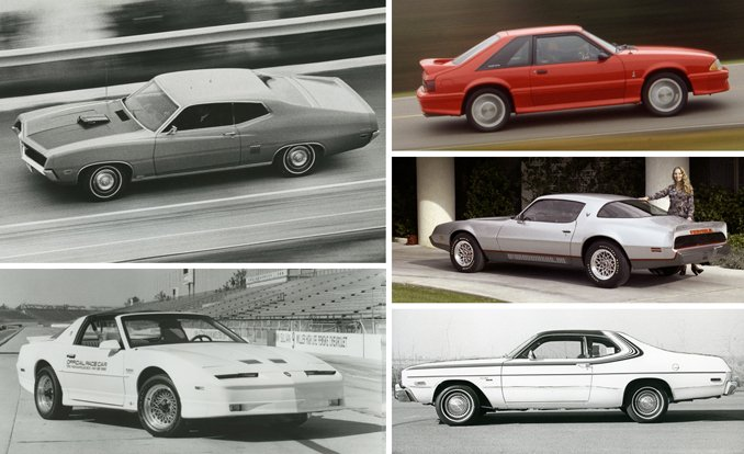 10 Classic Collectible Muscle Cars That Won't Break the Bank