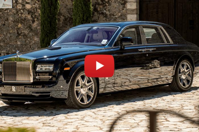 How a Rolls-Royce Phantom is Made