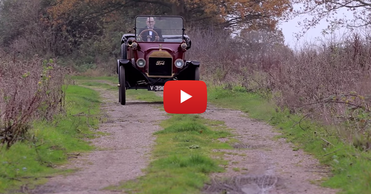 How to Drive a Ford Model T