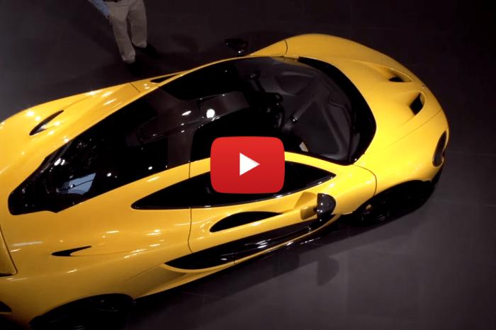 2015 McLaren P1 – Jay Leno's Garage