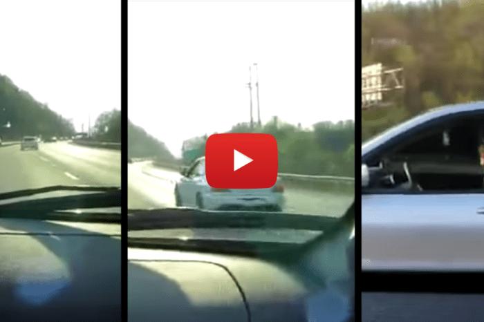 Insane Mitsubishi Evo Acceleration