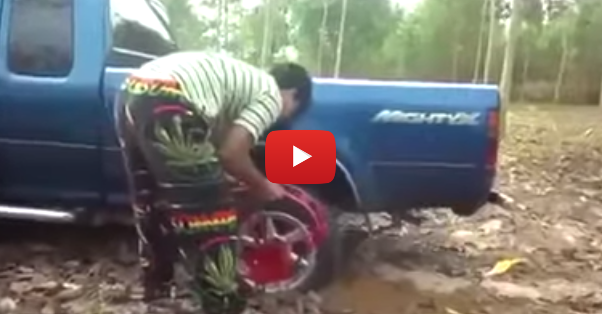 Never Get Stuck in Mud Again!