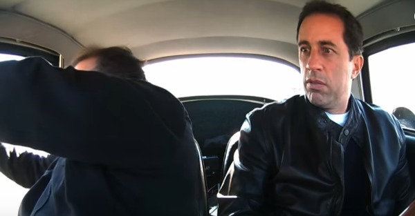 Comedians in Cars Getting Coffee outtakes are hilarious