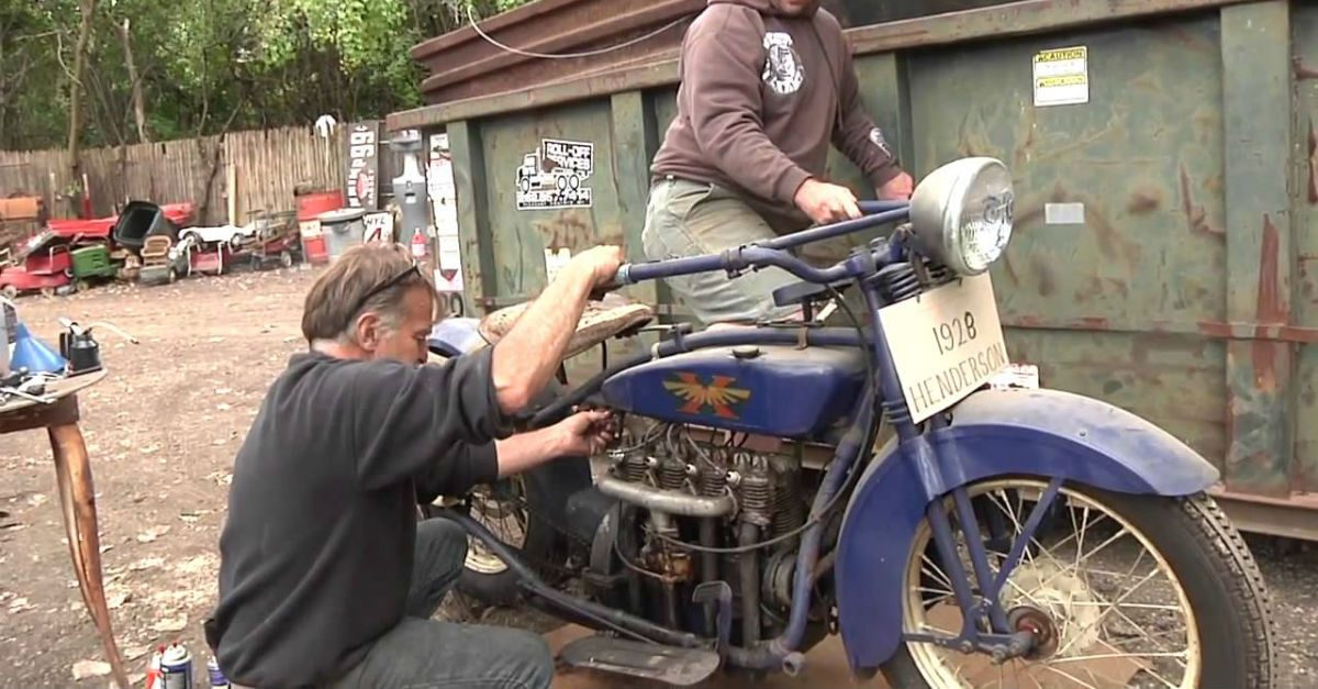 This Barn Find Is a Treasure Trove of Vintage Awesomeness