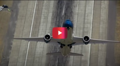 boeing 787 dreamliner vertical takeoff