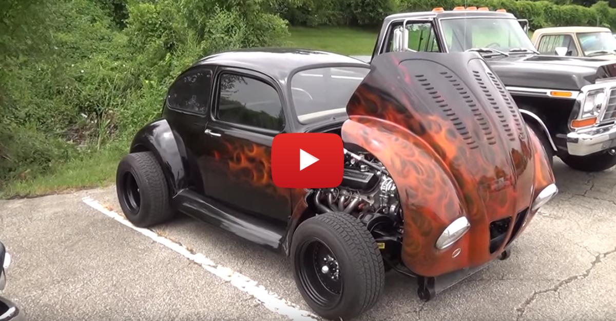 VW Super Bug Ends the Summer of Hate