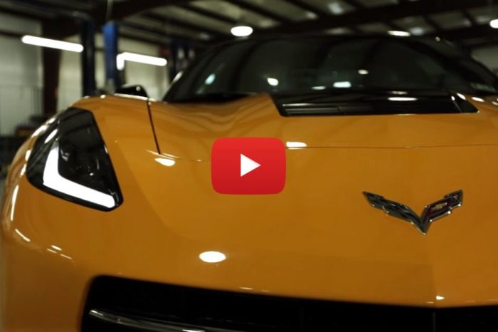 1000 HP Stingray Has One Hell of a Roar