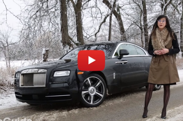 Rolls-Royce Wraith Is For Drivers, Not Chauffeurs