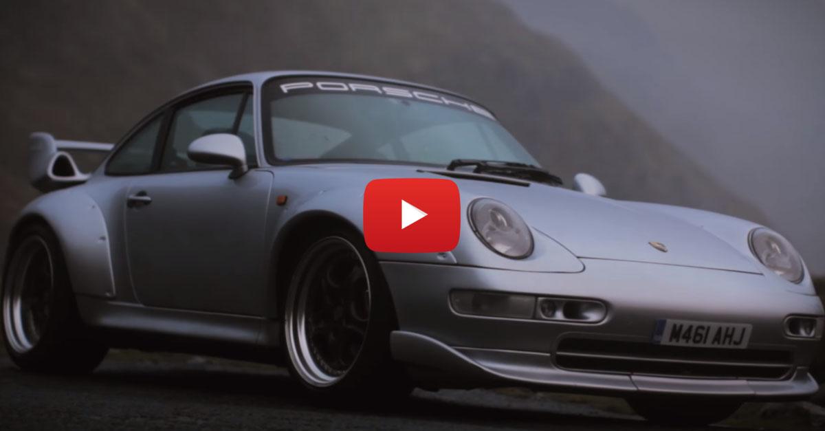 A Short History Of the Porsche 993 GT2