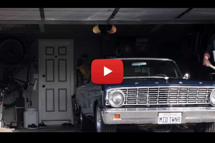 Buying a '64 Falcon $100 At A Time