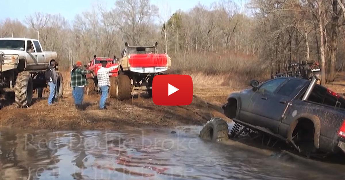 4 of the Craziest Truck Fails