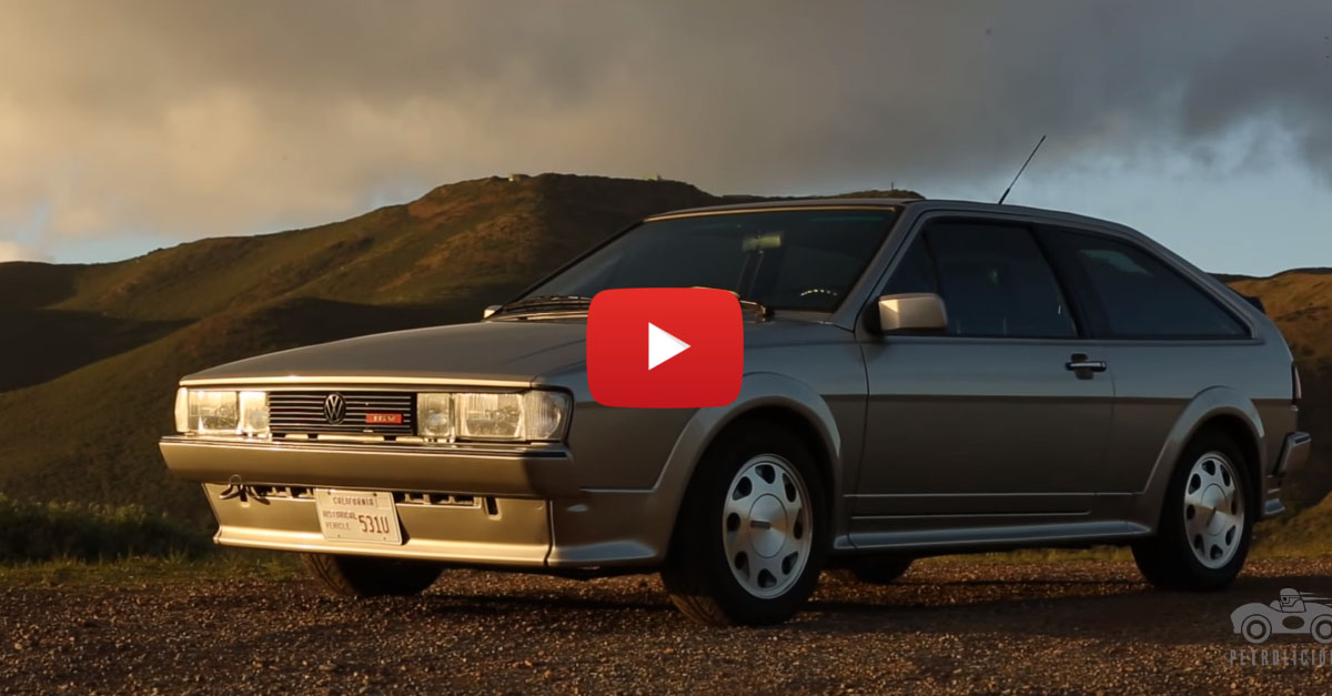 VW Scirocco Was An Underrated Powerhouse