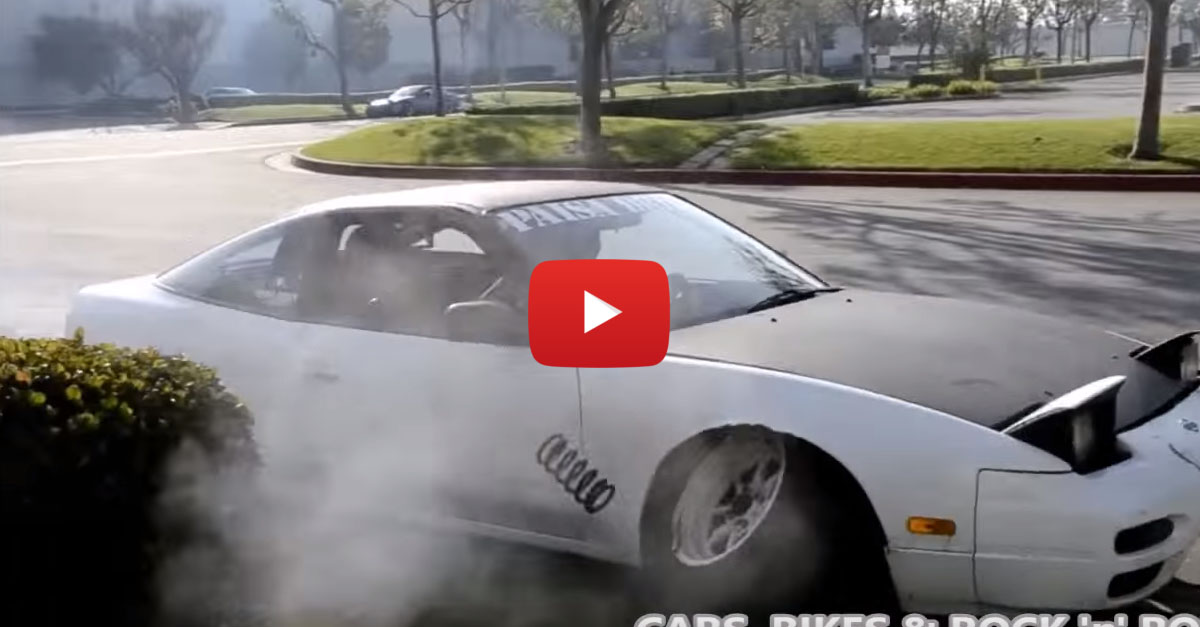 Watch These Idiots Show You How NOT to Drift
