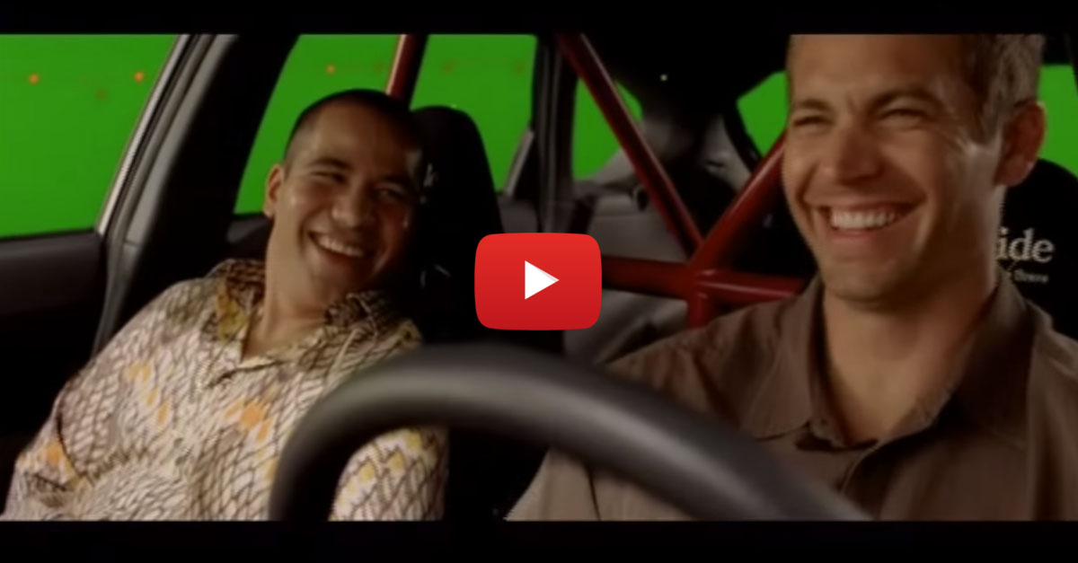 The Fast and Furious Movie Bloopers Will Make You Miss Paul Walker Even More!