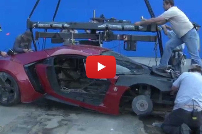 How They Made the Incredible Lykan HyperSport Stunt in Fast and Furious 7