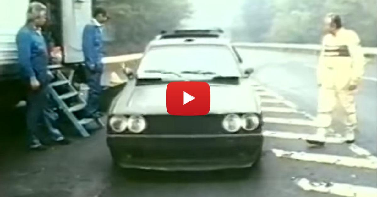 The Lancia Delta S4, The Prototype Abarth