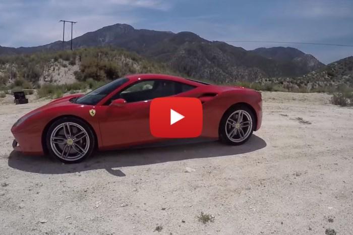 Ferrari 488 GTB Is Always In Beast Mode