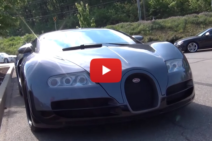 You'll Never Believe What's Under This Wannabe Bugatti Body