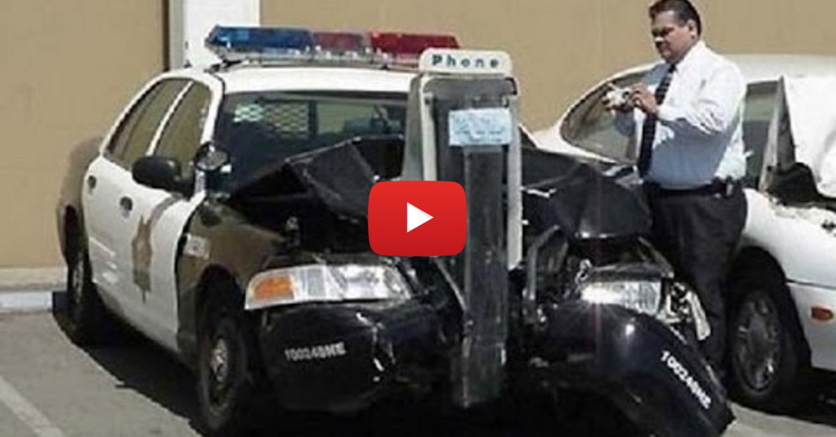 The Funniest Cop Fails Around The Internet