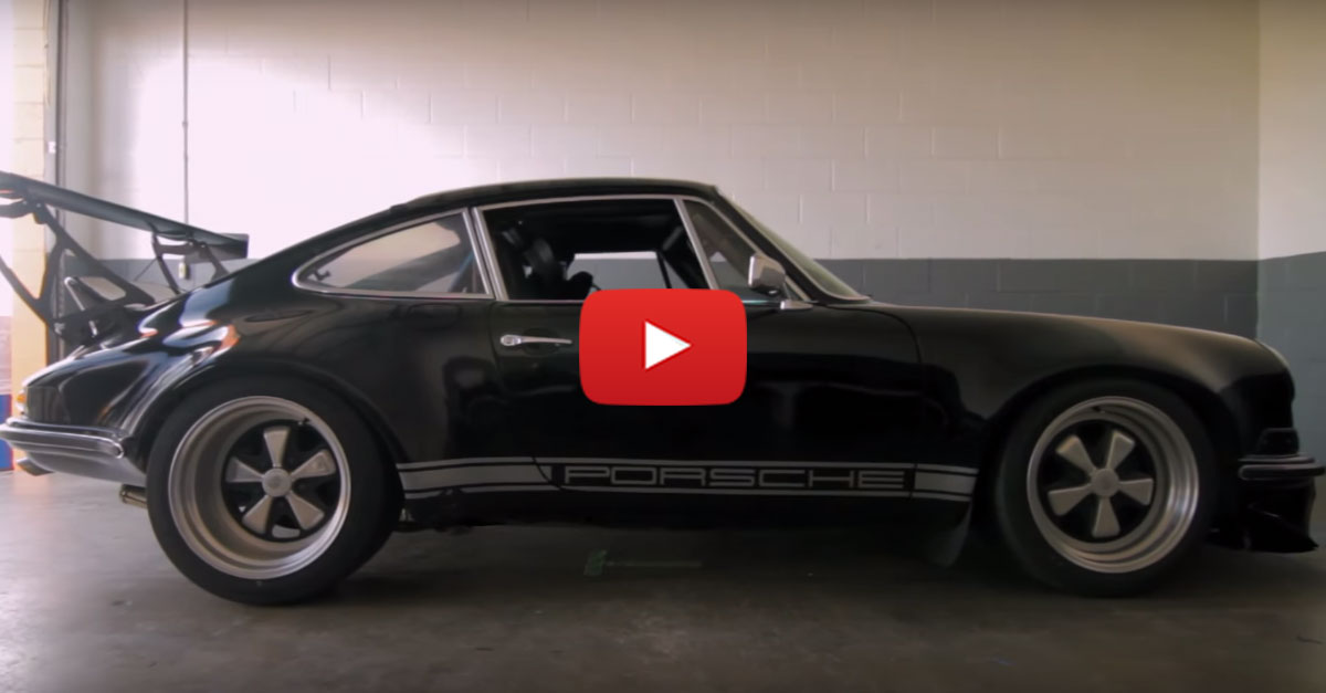 One Car To Do It All: The Porsche 911