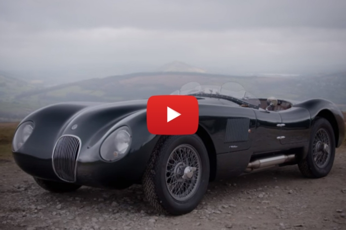 Proteus C-Type Jaguar Is The Modern Car With An Ancient Look