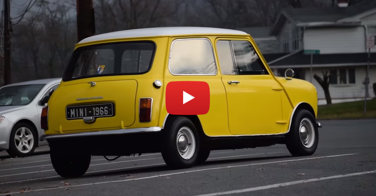 Regular Car Reviews Tackles Everyone's Favorite Tiny Car