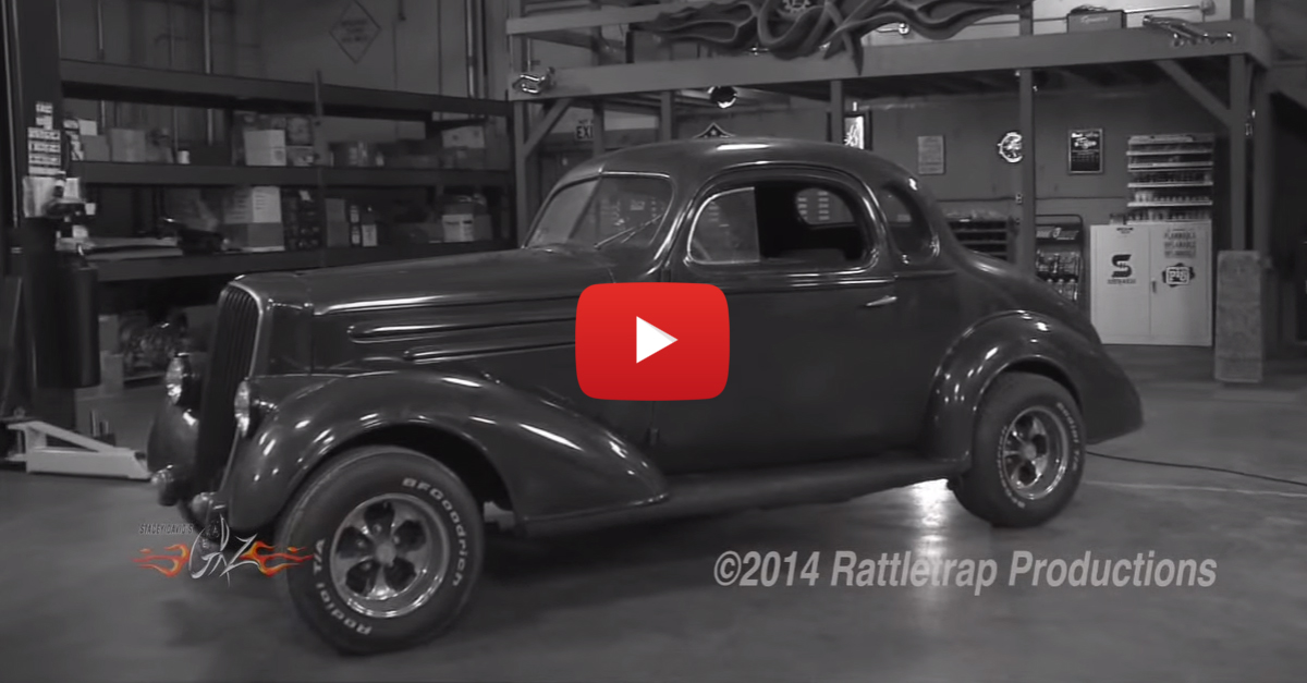 This Is Hands Down The Ultimate Barn Find