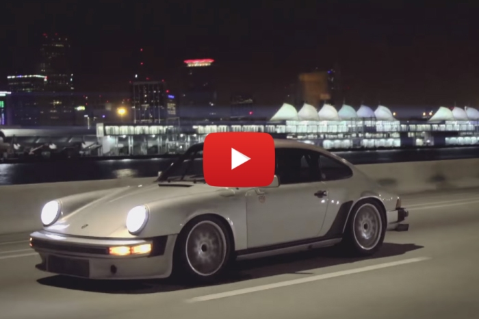 Kick Back With This Boss Porsche Cruising Through Miami