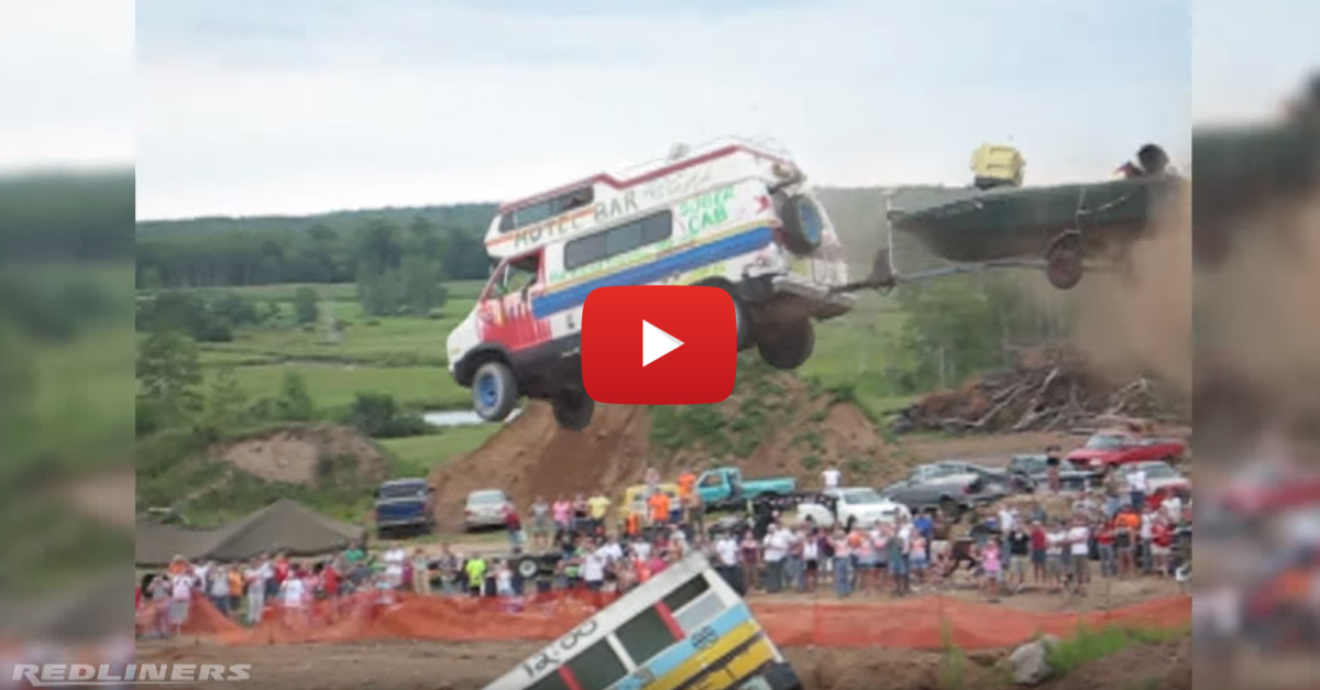 The Greatest Car Jumps Gone Horribly Wrong
