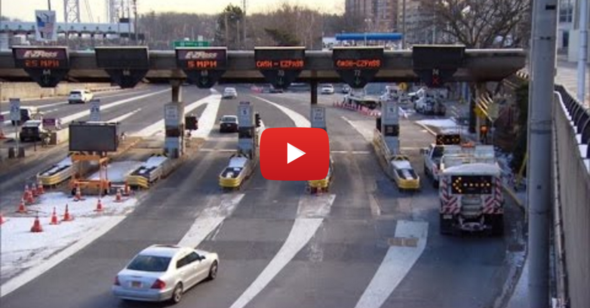 The Insane Ways People Try to Cheat Toll Booths