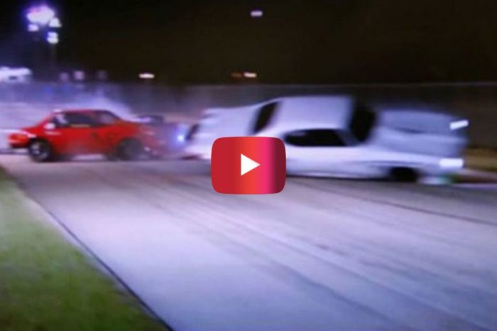 Go Behind the Scenes of This Brutal 'Street Outlaws' Crash