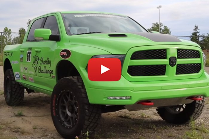 The Most Insane Truck You Can Buy From A Dealership