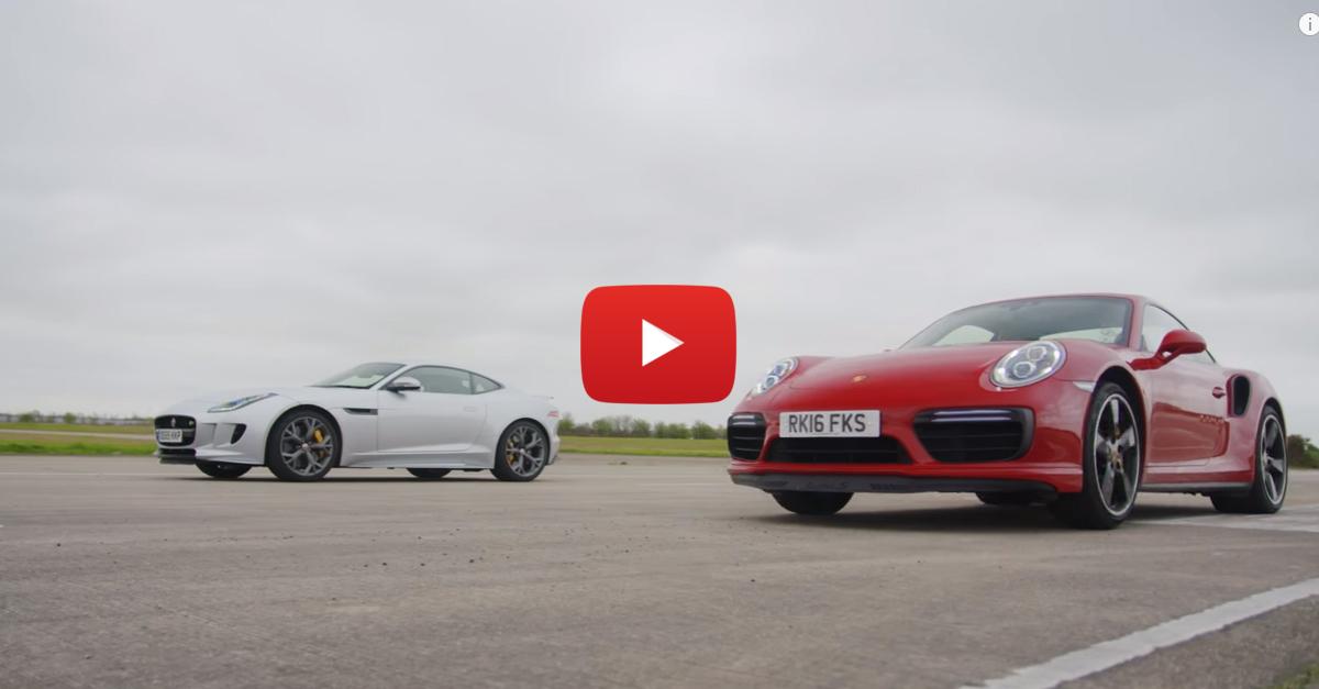 German Engineering Goes Head-To-Head With British Performance