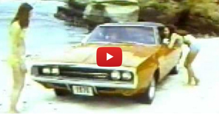 1970 Dodge Charger Commercial is Too Awesome For Today's Television