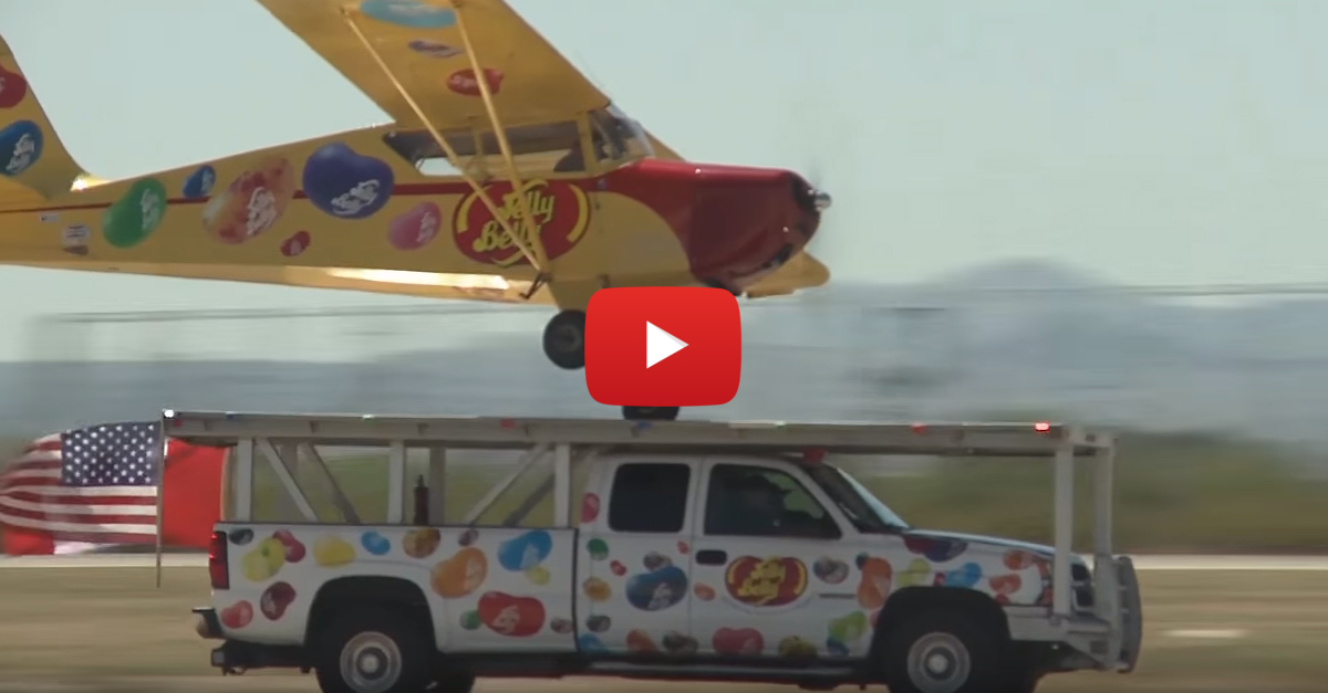 Landing a Plane on a Moving Truck
