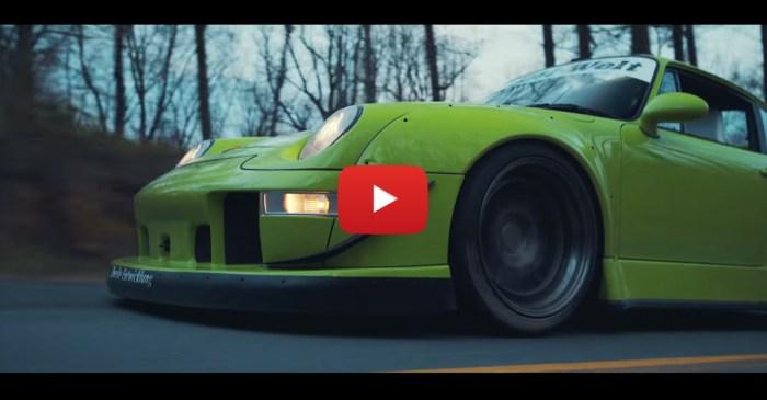 Watching This Custom RWB Porsche Being Built Is A Gearhead's Meditation