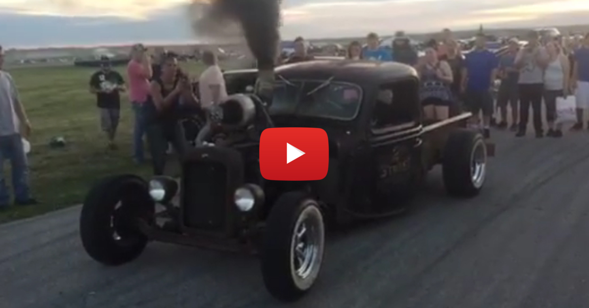 This Redneck Coal Roller Is Old-School Hot Rod Dream Stuff