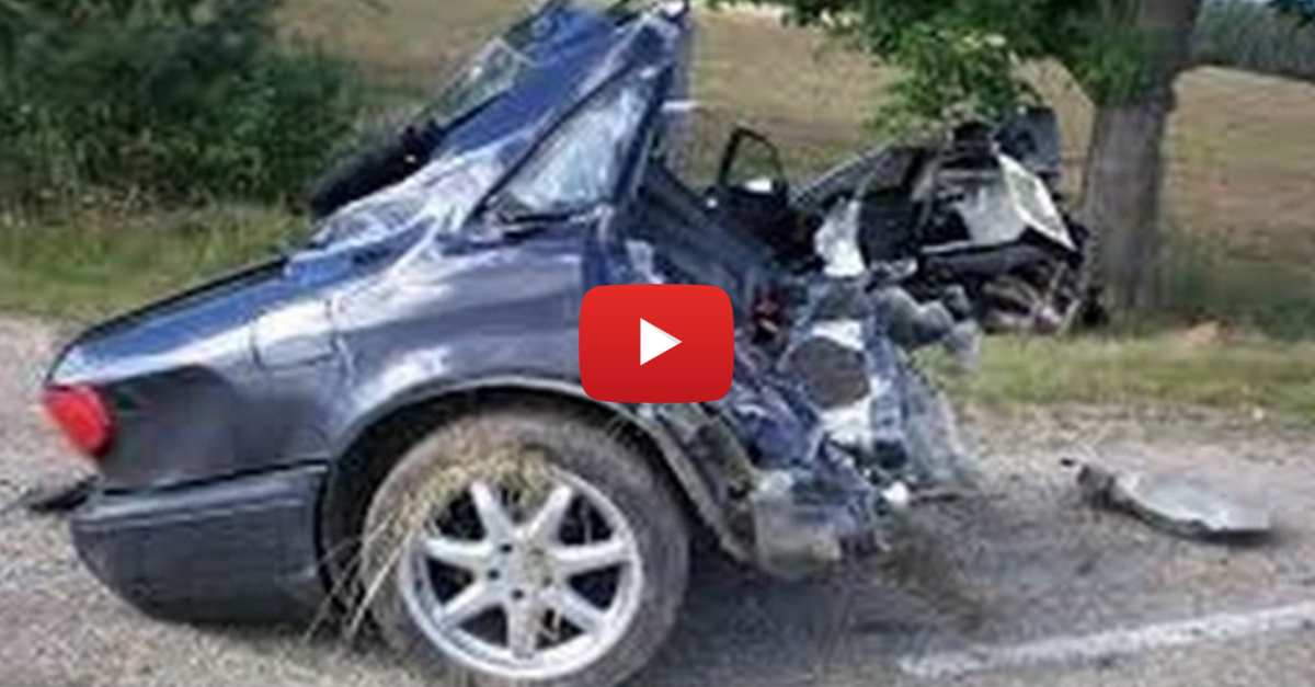 The Craziest, Most Insane, Dangerous, and Outright Stupid Car Crashes In the World