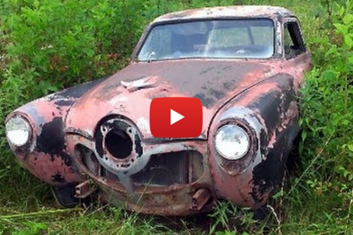 This Tennessee Junkyard Houses Some of the Craziest Vintage Cars We've Ever Seen