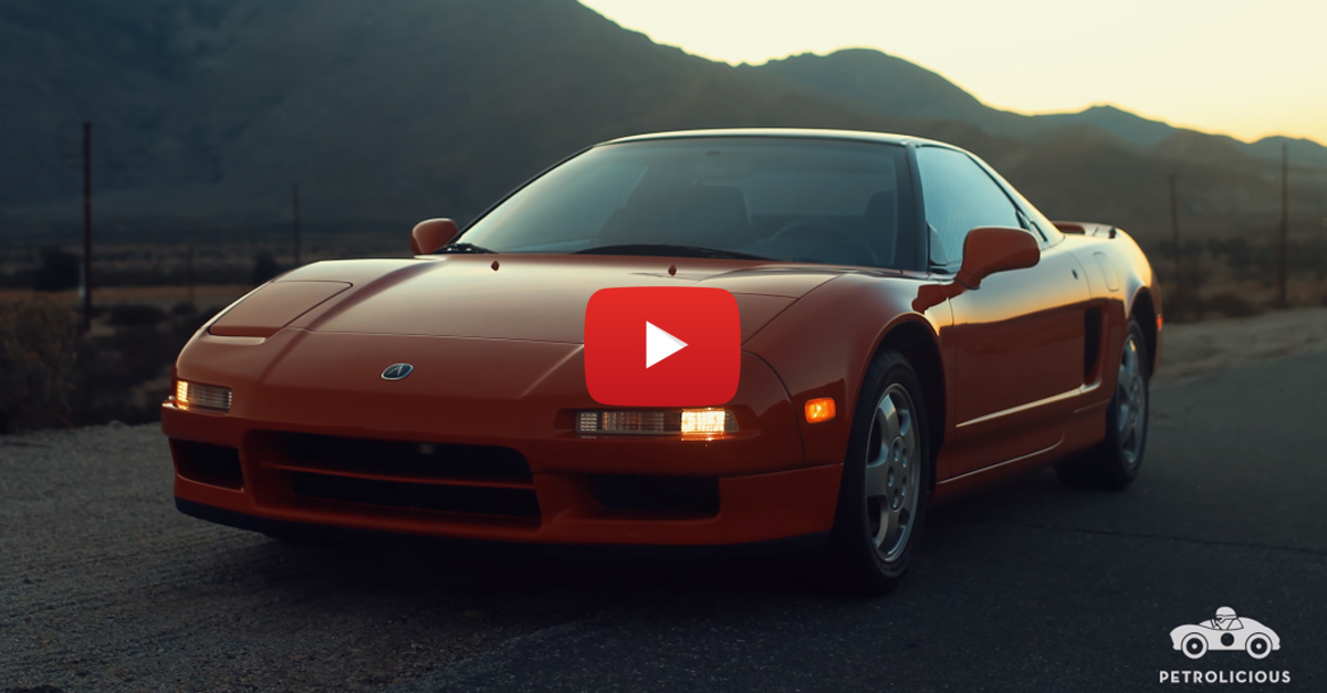 From Mercury To NSX Is One Car Collector's Strange Journey
