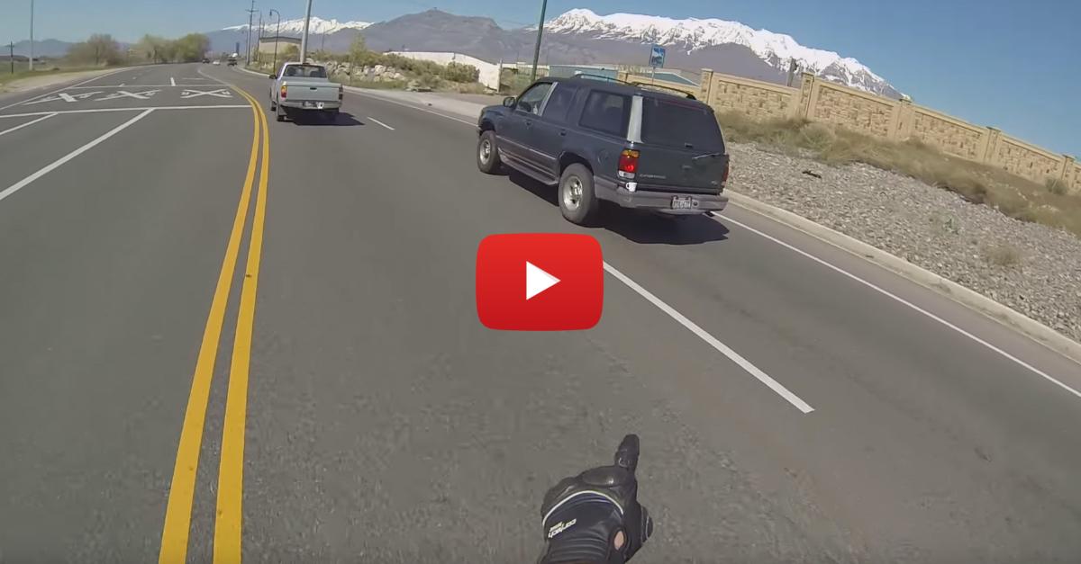 A Unique Motorcycle Rescue