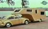 VW Bug Gooseneck Trailer
