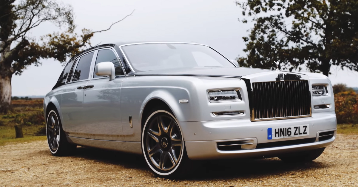 [VIDEO] Rolls-Royce Phantom May Be Discontinued But Still The Pinnacle Of Luxury