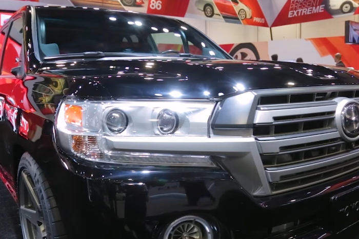 [VIDEO] SEMA 2016 – Toyota Turbos Up The Land Cruiser To Nearly 2000 HP