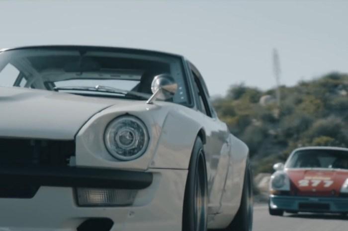 [VIDEO] Superb Custom 240Z and Porsche 911 Share Curious Connection