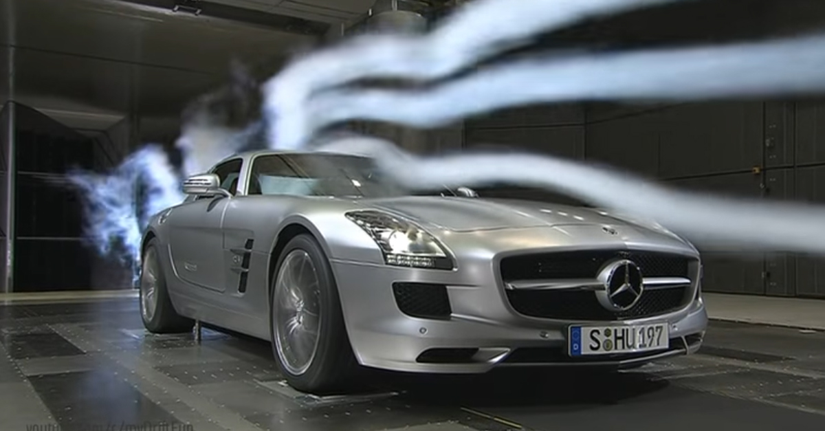 [VIDEO] Watch Mercedes Take the SLS AMG From Design To Delivery