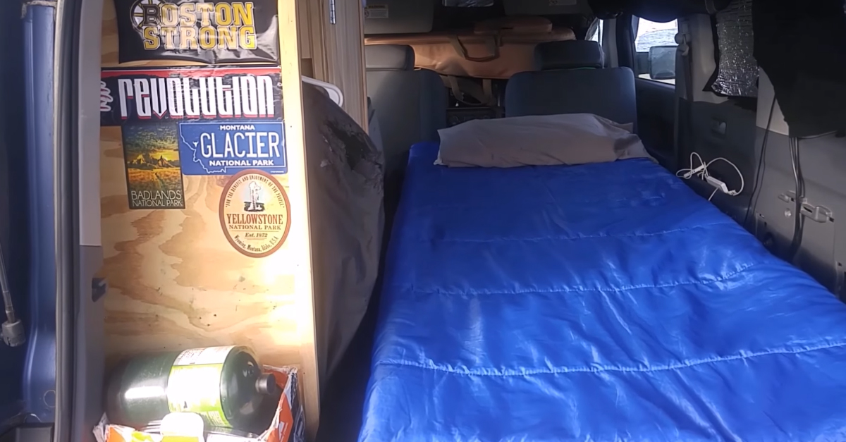 Honda Element Camper Conversion Makes Life on the Road as Easy as Ever