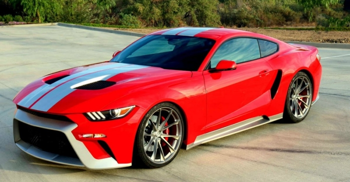 [VIDEO] SEMA 2016 – The Ford Mustang and GT Tribute Car Will Be Huge This Year at SEMA