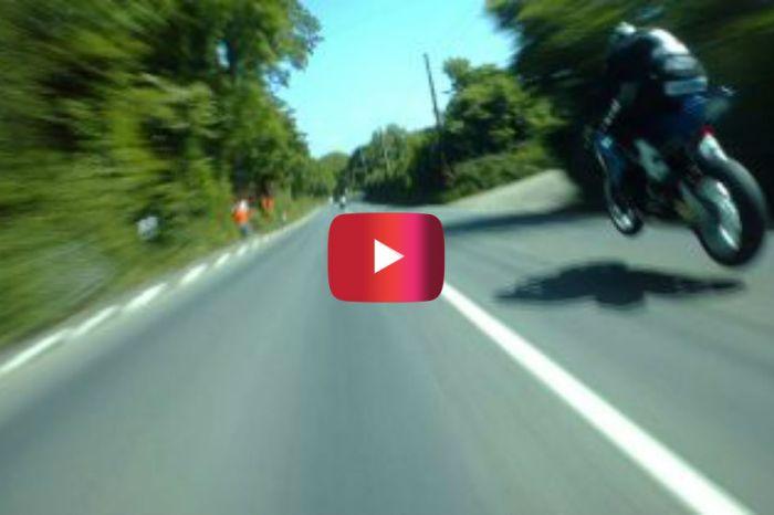 Suzuki vs. BMW in 200 MPH Superbike Race