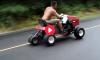 Redneck Fast Mower